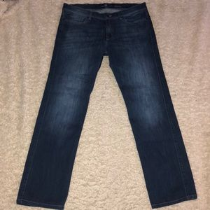 7 for all mankind Jeans Skinny Size 36